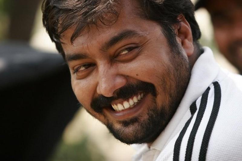Gangs of Wasseypur: il regista Anurag Kashyap in una foto promozionale