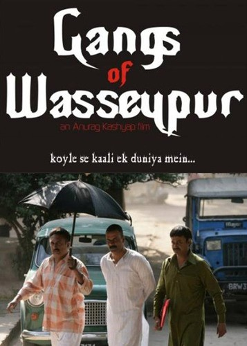 Gangs of Wasseypur: il teaser poster del film