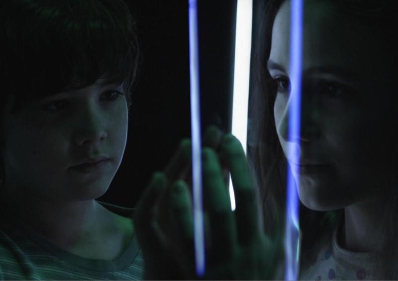Infanzia clandestina: Natalia Oreiro in una scena del film