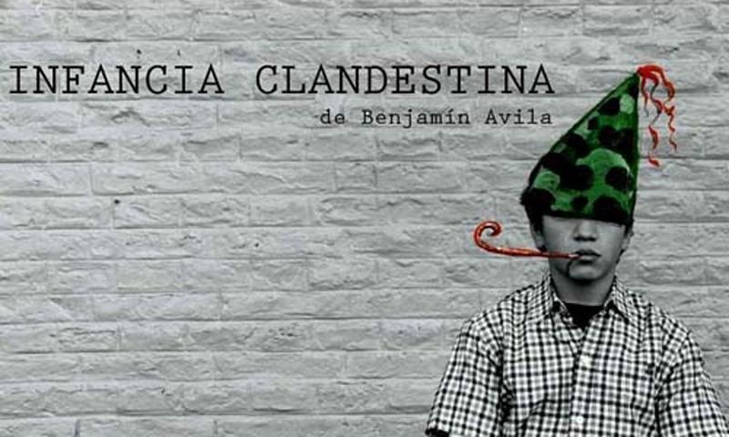 Infancia clandestina: un wallpaper del film