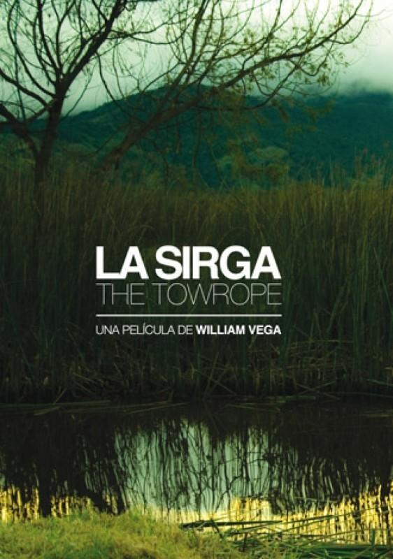 La Sirga: il poster del film