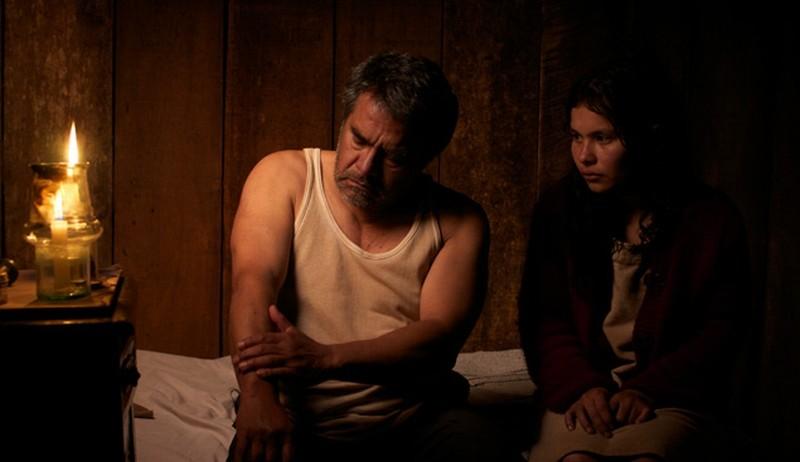 La Sirga: un'immagine tratta dal film di William Vega