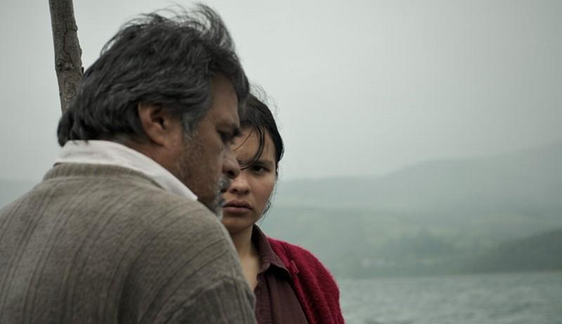 La Sirga: una scena tratta dal film