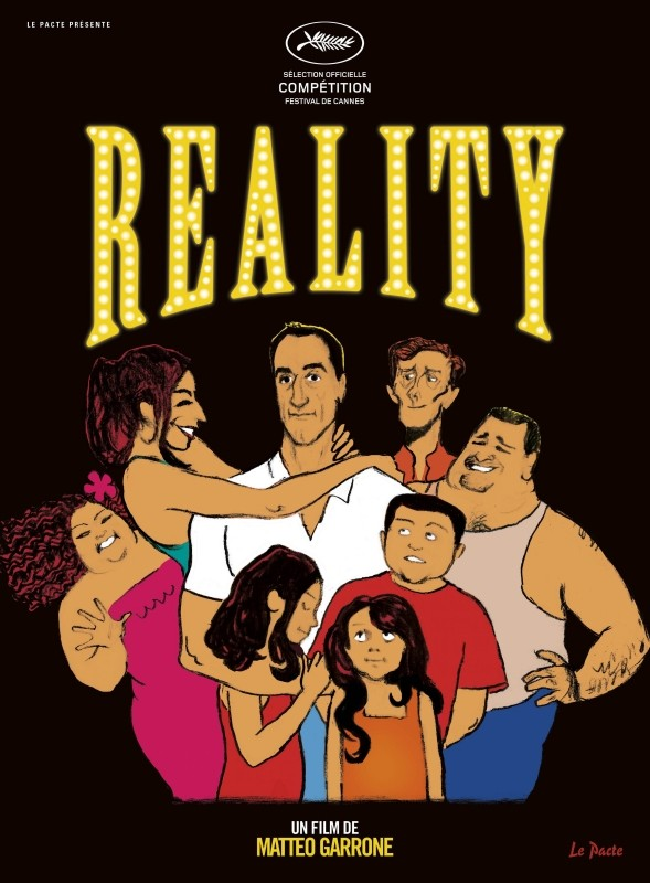 Reality: il poster francese del film