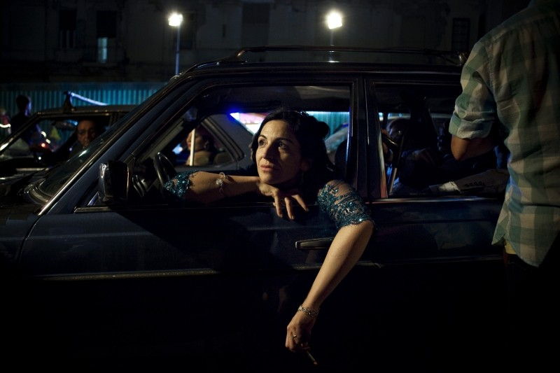 Reality: Loredana Simioli in un momento del film di Matteo Garrone