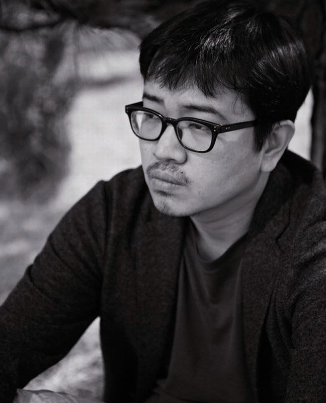 The King of Pigs: il regista Sang-ho Yeun in una foto promozionale