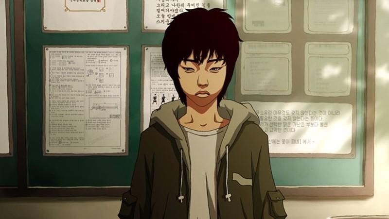 The King of Pigs: una scena tratta dal film d'animazione coreano
