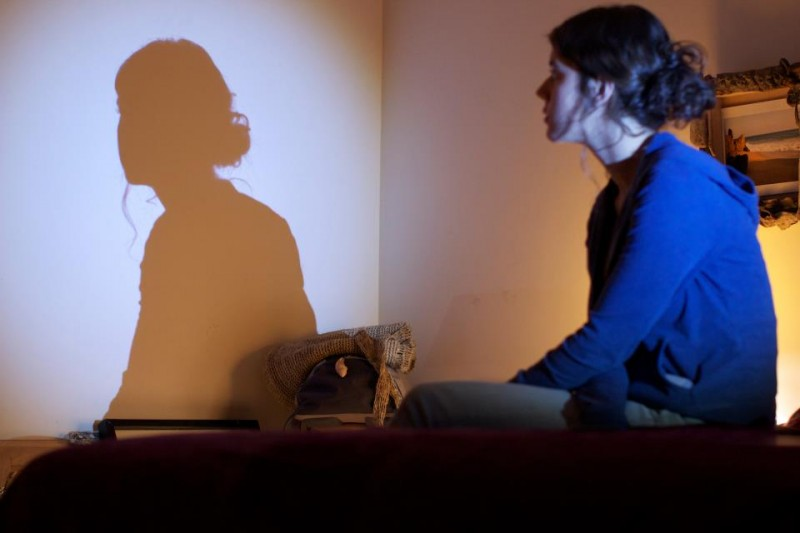 Después de Lucía: la protagonista Tessa Norvind in un'immagine del film