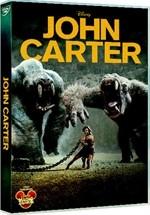 La copertina di John Carter (dvd)