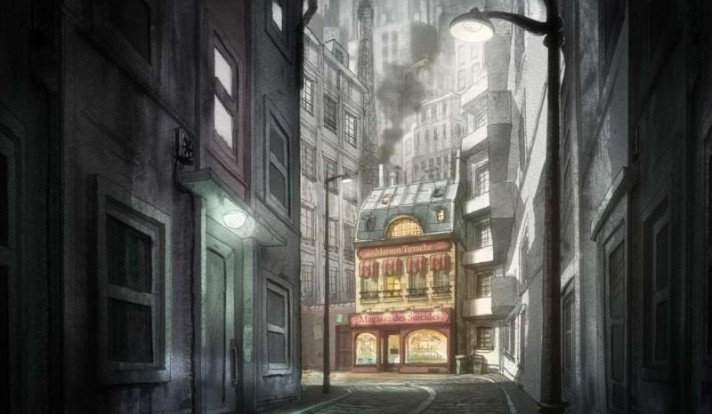 Le magasin des suicides: un'immagine del film tratto dall'omonimo romanzo di Jean Teulé