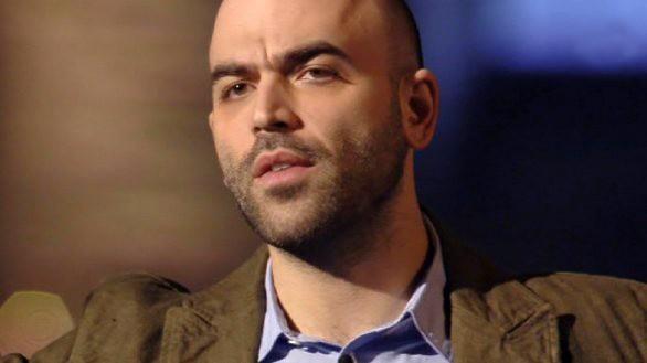 Quello che (non) ho: Roberto Saviano durante la prima serata del programma