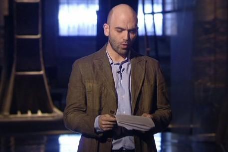Quello che (non) ho: Roberto Saviano durante la prima serata del programma su La7