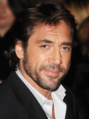 l'attore spagnolo Javier Bardem