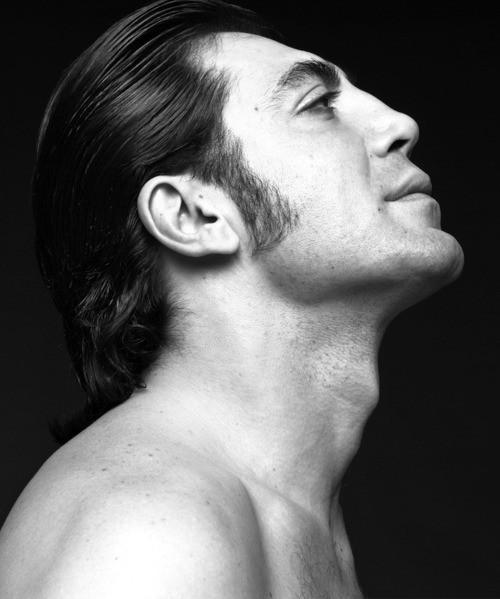 un profilo di Javier Bardem