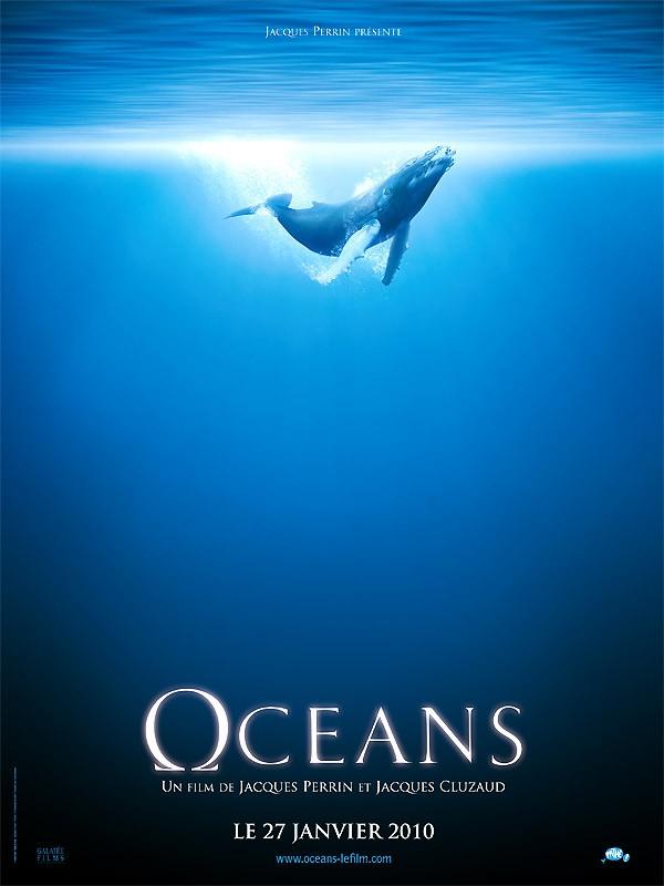 La vita negli oceani: la locandina originale del film