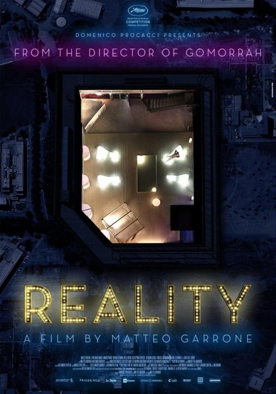 Reality: il teaser poster del film di Matteo Garrone