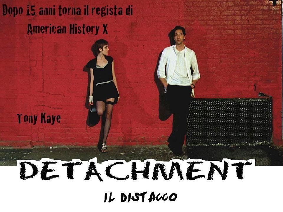 Detachment: un wallpaper italiano del film