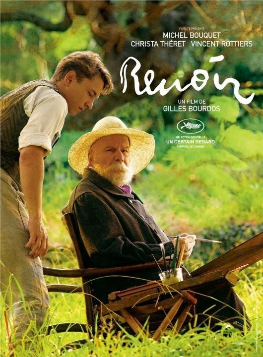 Renoir: il poster del film