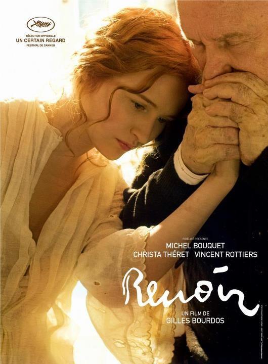 Renoir: uno dei poster del film di Gilles Bourdos