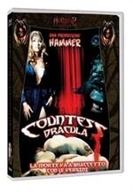 La copertina di Countess Dracula - La morte va a braccetto con le vergini (dvd)