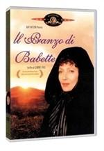 La copertina di Il pranzo di Babette (dvd)