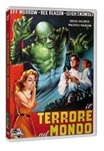 La copertina di Il terrore sul mondo (dvd)