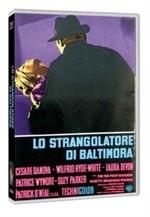 La copertina di Lo strangolatore di Baltimora (dvd)