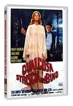 La copertina di Qualcosa striscia nel buio (dvd)