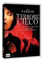 La copertina di Terrore cieco (dvd)