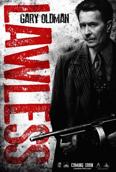 Character poster di Gary Oldman in Lawless
