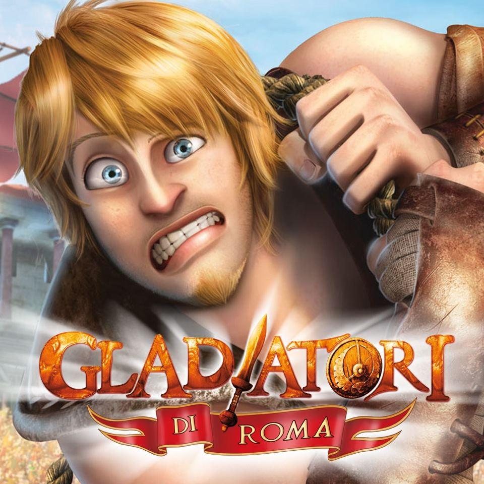 Gladiatori di Roma: un poster del film