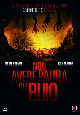 La copertina di Non avere paura del buio (dvd)
