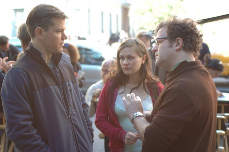 Margaret: Anna Paquin e Matt Damon sul set del film con il regista Kenneth Lonergan