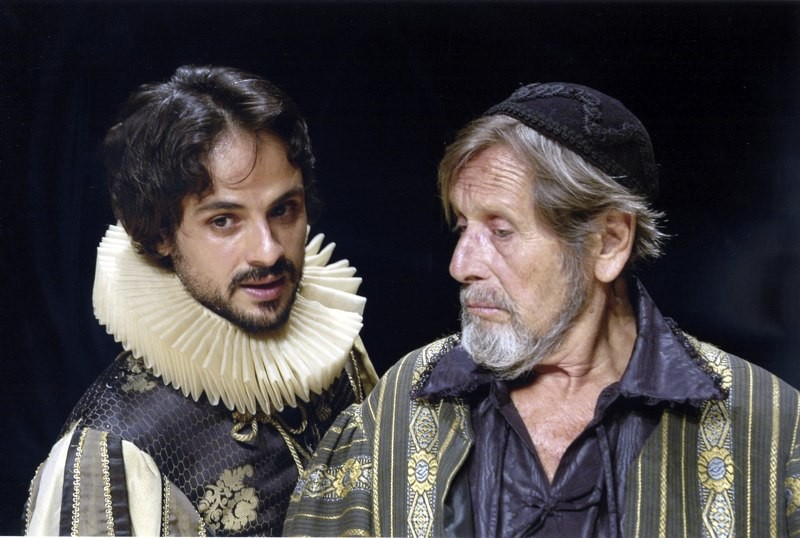 Maximilian Nisi e Corrado Pani a teatro
