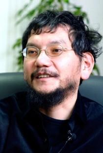 Una foto di Hideaki Anno