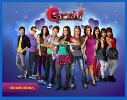 Una foto promozionale del cast di Grachi