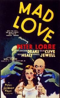 Amore folle: la locandina del film