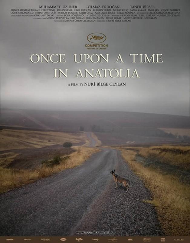 C'era una volta in Anatolia: un poster internazionale del film