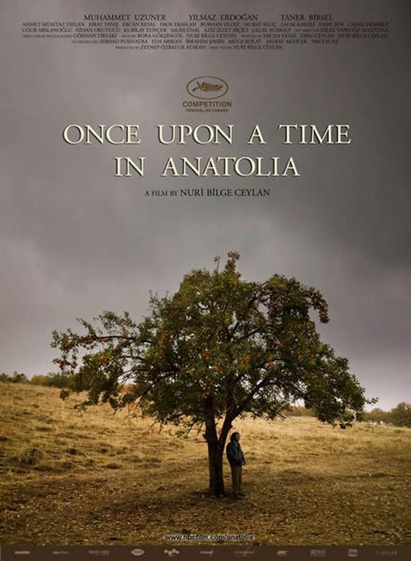 C'era una volta in Anatolia: uno dei poster internazionali del film