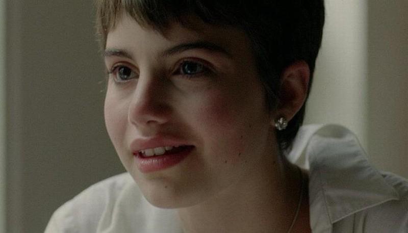 Detachment - Il distacco: la giovane Sami Gayle in una scena del film
