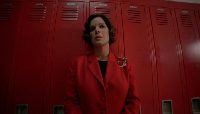 Detachment - Il distacco: Marcia Gay Harden in una scena del film