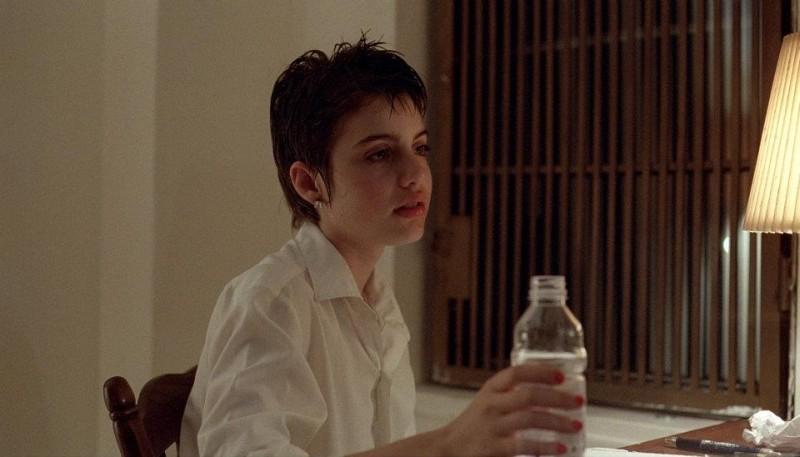 Detachment - Il distacco: Sami Gayle in un momento del film