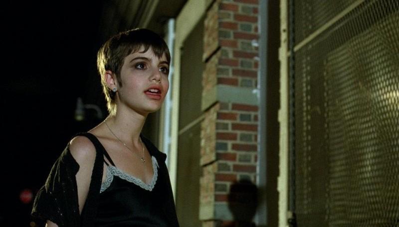 Detachment - Il distacco: Sami Gayle in una scena del film