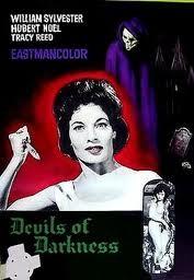 I diavoli delle tenebre: la locandina del film