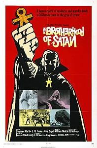 I seguaci di satana: la locandina del film