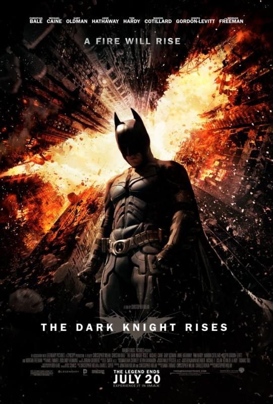 Il cavaliere oscuro - Il ritorno: ancora una nuova suggestiva locandina dedicata a Batman
