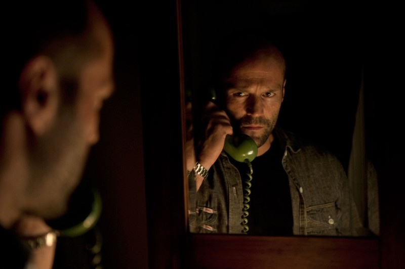 Killer Elite: Jason Statham in una scena del film