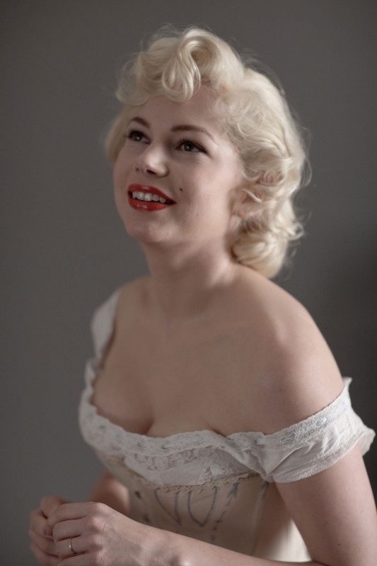 Marilyn: Michelle Williams in una bella immagine promozionale del film