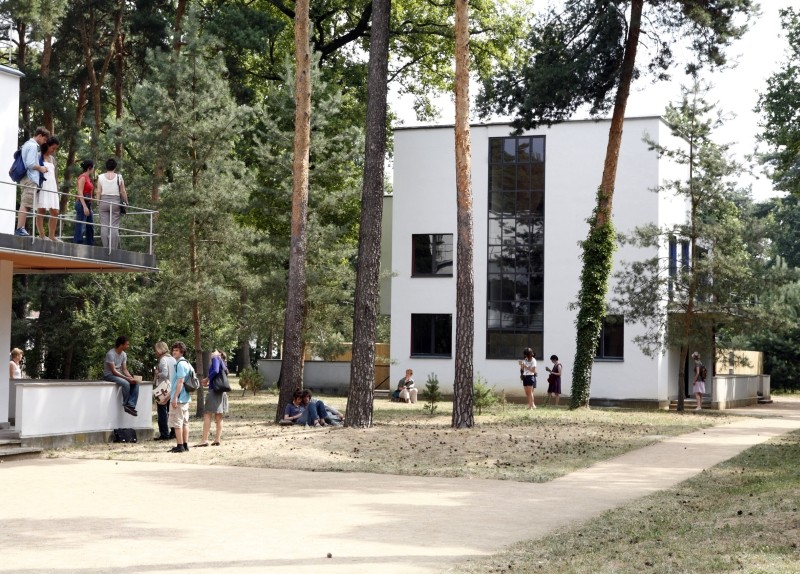 Un amore di gioventù: il campus estivo in una scena del film