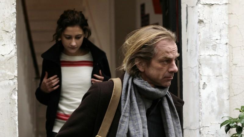 Un amore di gioventù: Magne Håvard Brekke insieme a Lola Creton in una scena del film